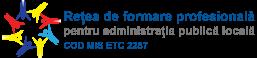Rețea de formare profesionalā pentru administrația publicā localā